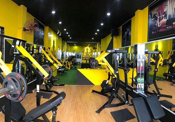 Phòng tập Gym Huy Nguyễn - Cần Thơ