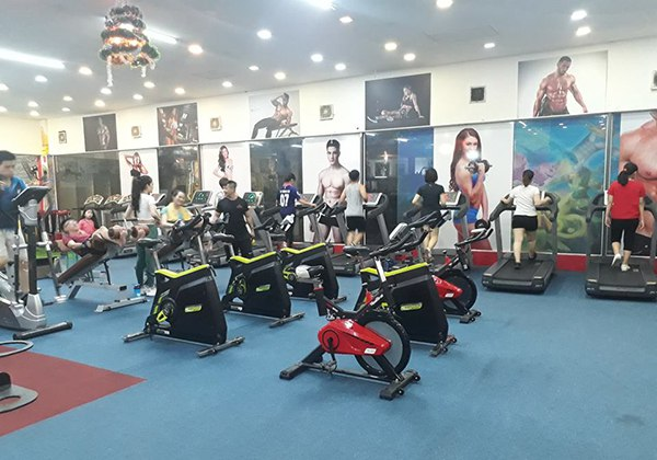 Phòng tập Gym King Fitness & Yoga