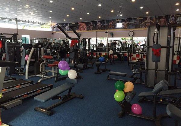 Phòng tập Gym Mỹ Vy
