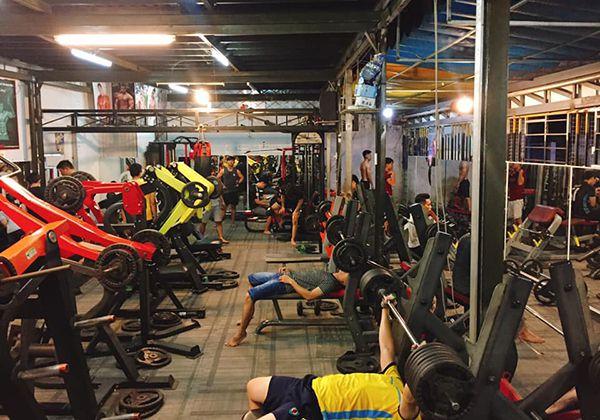 Phòng tập Gym Tấn Tài quận 9