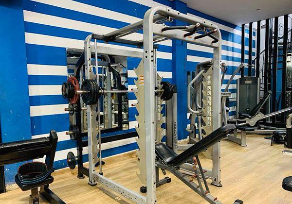 Phòng tập Icon Fitness quận Tân Phú