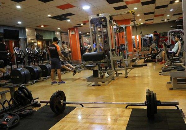 Phòng tập Lio Fitness & Yoga quận 8