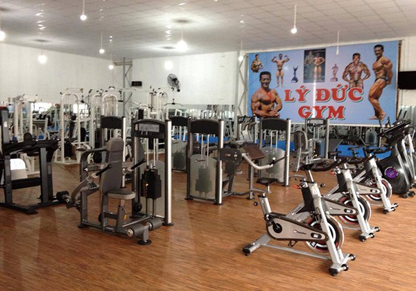 Phòng tập Lý Đức Gym