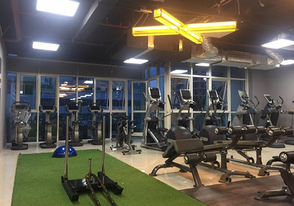 Phòng tập MD Fitness Cầu Giấy