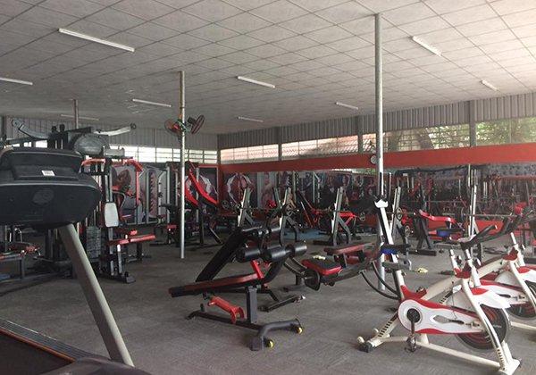 Phòng tập Minh Long Gym