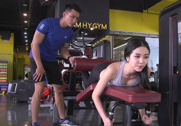 Phòng tập Phạm Hy Gym