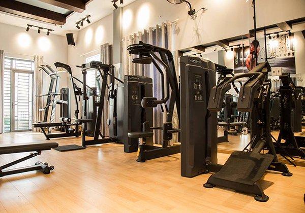 Phòng tập Q9 - Fitness & Yoga