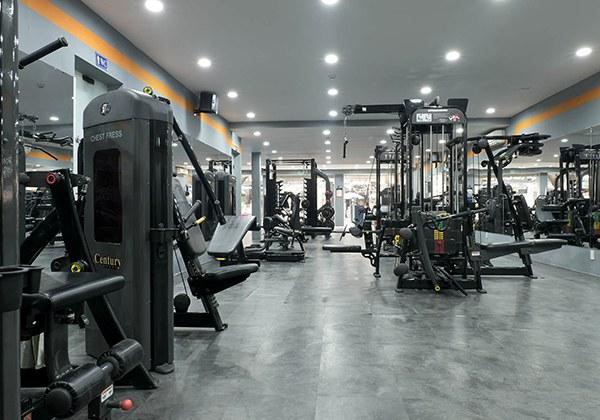 Phòng tập S Fitness quận 10