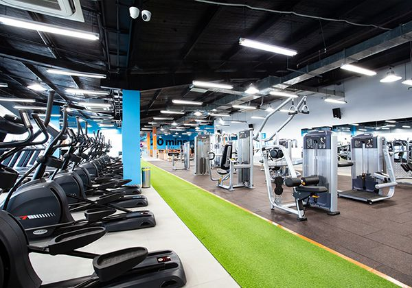 Phòng tập The New Gym