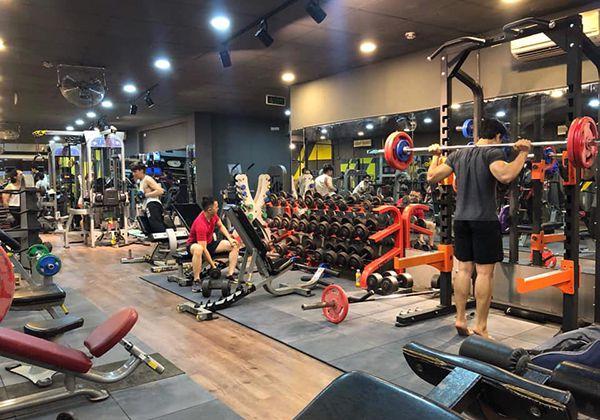 Phòng tập VESCO Gym quận 8