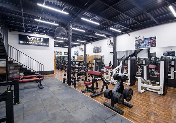 Phòng tập VPT Fitness Đà Nẵng