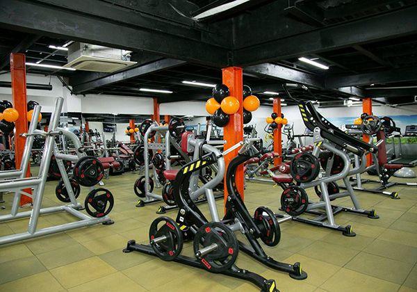 Phòng tập Yap Gym & Yoga quận 11