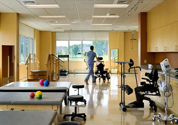 Phục hồi chức năng tại bệnh viện
