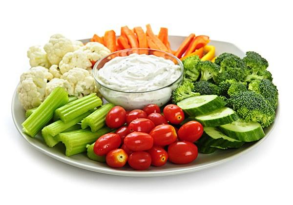Phương pháp giảm cân bằng thực phẩm