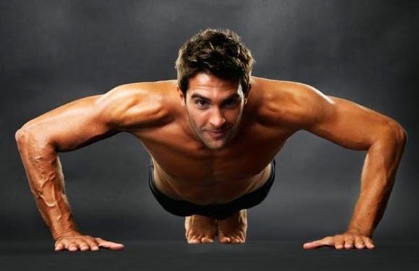 Phương pháp tăng cơ ở nam giới