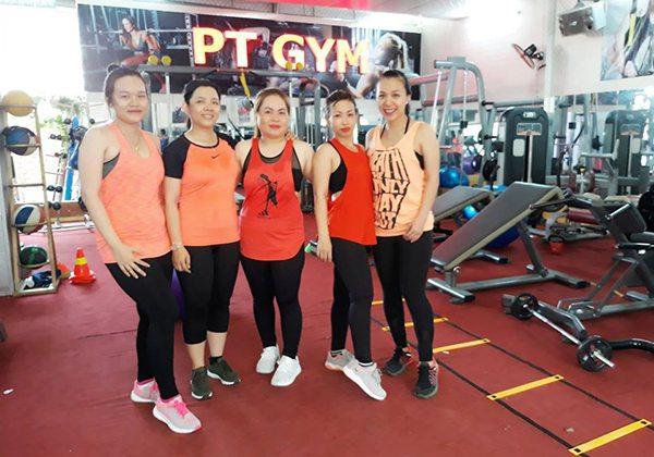 PT Gym - Phòng Tập Gym Nữ Nha Trang