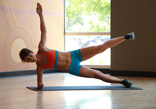 Raised Side Plank