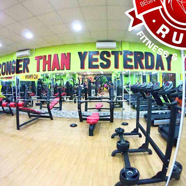 Ruby Fitness & Yoga Center quận 6