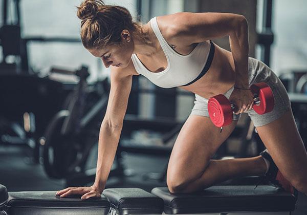 Sai lầm khi tập Gym tăng vòng 1