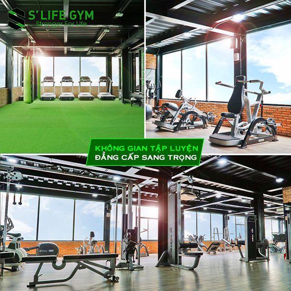 S Life Gym quận Tân Phú