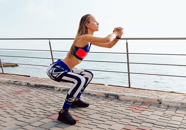 Các bài tập giảm mỡ toàn thân cho nữ đơn giản, hiệu quả Nhất !