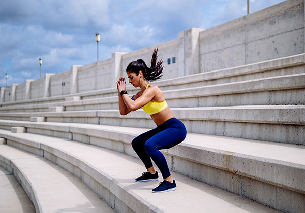 Tác dụng của Squat là gì? Tập Squat có giúp giảm cân không?
