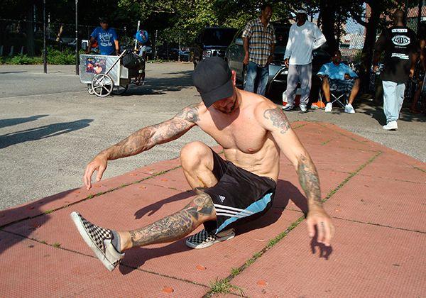 Squat Street Workout