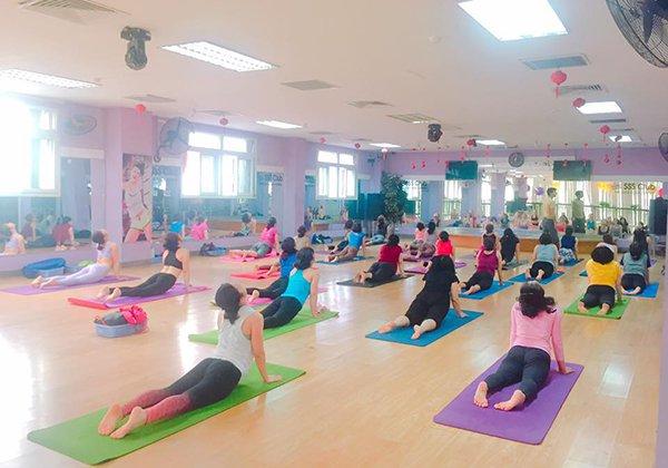 SSS Fitness & Yoga Center