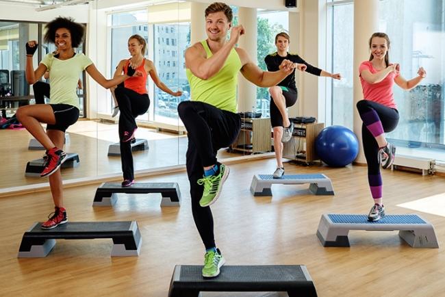 step aerobic giup giam can nhanh chong