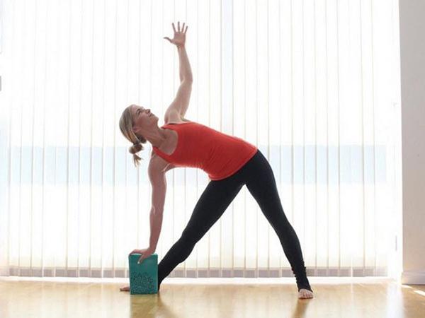 Sử dụng gạch Yoga