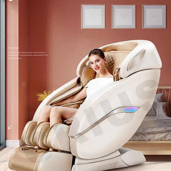 Sử dụng ghế massage Sakura 668D