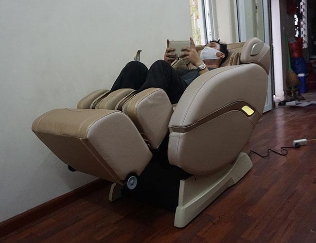 Sử dụng ghế Sakura 668D