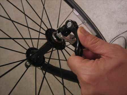 sửa xe đạp