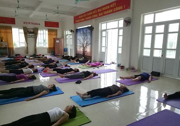 Sun Yoga Hà Đông