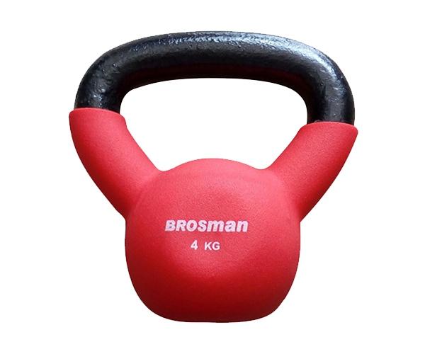 Tạ bình vôi Brosman 4kg