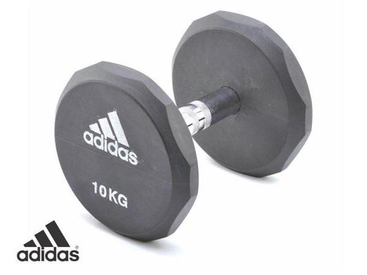 Tạ tay cao su 10 kg ADWT-10322