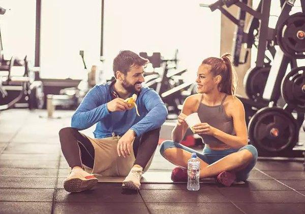 Tác dụng ăn sau khi tập Gym