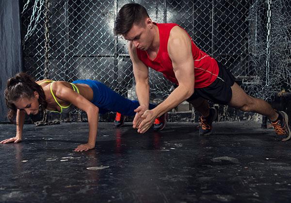 Tập hít đất có tác dụng, lợi ích gì? Chống đẩy có tăng cơ bắp?