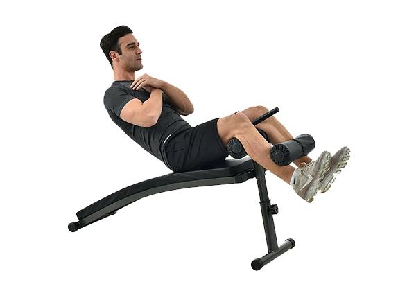 Tác dụng của ghế tập bụng