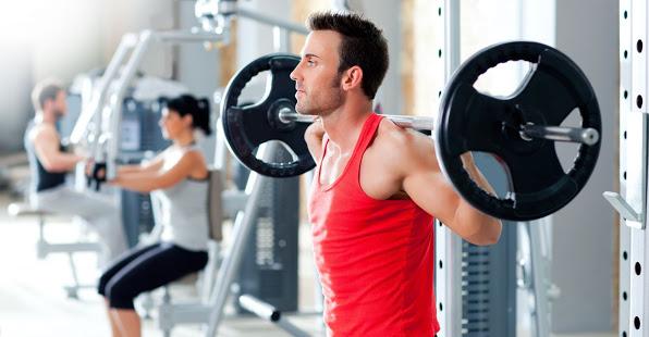 tăng cơ bắp hiệu quả bằng việc tập thể hình