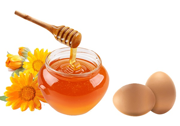 Tăng vòng 1 bằng trứng gà mật ong