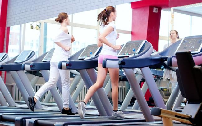 chạy bộ với cường độ phù hợp