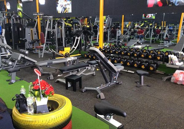TARO Fitness Gym - Boxing - MMA & Yoga