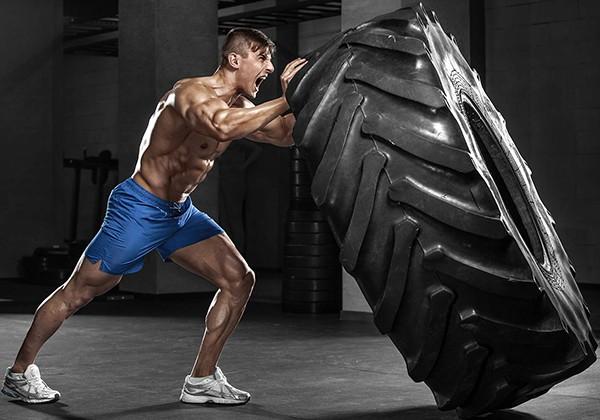 Testosterone giúp phát triển cơ bắp