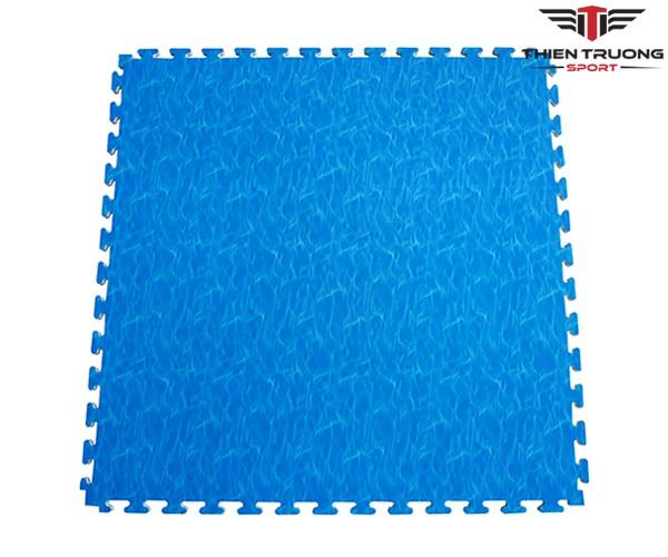 Thảm xốp trải sàn vân nước loại kích thước 1x1m và dày 15mm