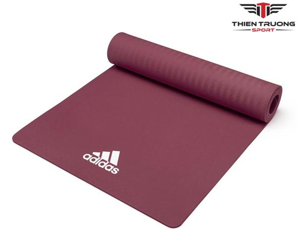 Thảm Yoga Adidas ADYG-10100MR màu tím mận giá rẻ Nhất