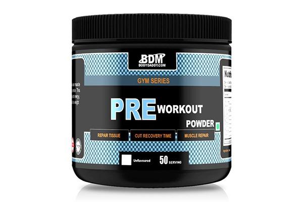Thành phần của Pre Workout