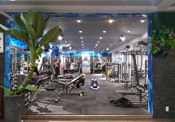 The Airport Gym Fitness And Yoga