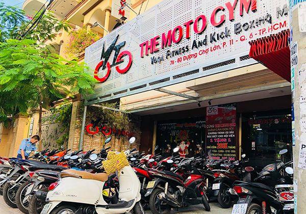 The Moto Gym quận 6