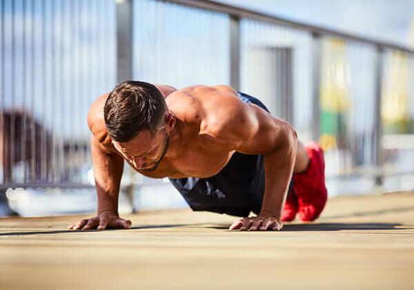Thêm vào lịch tập các bài bodyweight